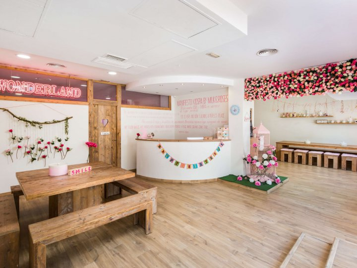 Kids Spa by milk&roses